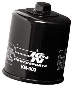 Olejový filter K&N KN-303 - Honda CB1100 SF X-Eleven (X-11), 1100ccm - 02>03