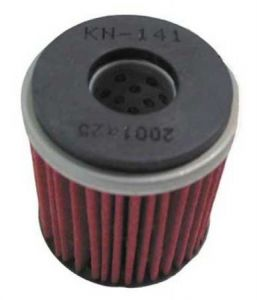 Olejový filter K&N - Yamaha WR250F, 250ccm - 03>08