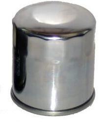 Olejový filter HifloFiltro HF303C (Chrom) - Yamaha VMX1700 V-Max, 1700ccm - 09-16