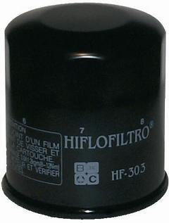 Olejový filter HifloFiltro HF303 - Yamaha VMX1700 V-Max, 1700ccm - 09-16 HIFLO FILTRO