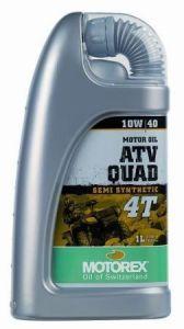 MOTOREX - ATV Quad 4T 10W/40 - 1L
