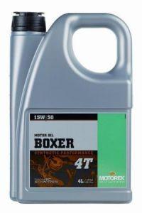MOTOREX - Boxer 4T 15W/50 - 4L