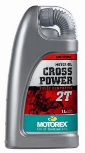 MOTOREX - Cross Power 2T - 1L