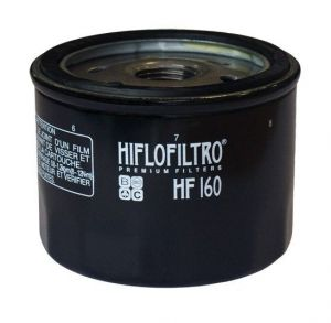 Olejový filter HifloFiltro HF-160 - BMW HP4, 1000ccm - 12-16
