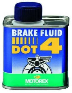 MOTOREX - BRAKE FLUID DOT 4 - 250ml