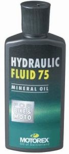 MOTOREX - HYDRAULIC FLUID 75 - 100ml