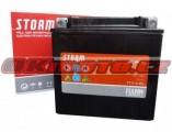 Motobatéria Fiamm FTX14-BS - Buell Lightining XB 12S, 1200ccm - 04>07