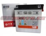 Motobatéria Fiamm 12N5-3B - Cagiva Prima / Supercity, 50ccm - 91>94