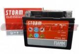 Motobatéria Fiamm FTX4L-BS - Cagiva Lucky, 50ccm - 94>97