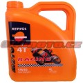 REPSOL - Moto Racing 4T 5W40 - 4L