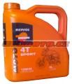 REPSOL - Moto Sport 4T 10W40 - 4L