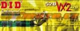 Reťaz DID - 520VX2 - X-ring - 118 článkov
