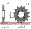 Reťazové koliesko SUNSTAR - Honda CB600 F Hornet, 600ccm - 98-06