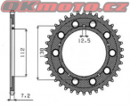 Rozeta SUNSTAR - Honda CBF 600 N, 600ccm - 08-11