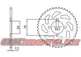 Rozeta SUNSTAR - Honda CBR125 R, 125ccm - 04>10