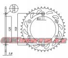 Rozeta SUNSTAR - Honda CR125 R, 125ccm - 87-96