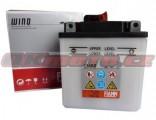 Motobatéria Fiamm 6N6-3B, 6V, 6Ah