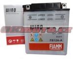 Motobatéria Fiamm FB12A-B, 12V, 12Ah