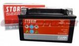 Motobatéria Fiamm FTX7A-BS, 12V, 6.5Ah