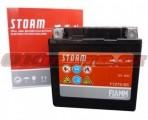 Motobatéria Fiamm FTZ7S-BS, 12V, 6Ah