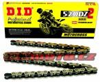Reťaz DID - 520DZ2 - 118 článkov-zlatý