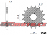 Reťazové koliesko SUNSTAR - Suzuki GSX1300 R Hayabusa, 1300ccm - 08-18