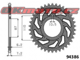 Rozeta SUNSTAR - Suzuki SV 650 S, 650ccm - 99-09