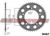 Rozeta SUNSTAR - BMW S1000 RR, 1000ccm - 12-18