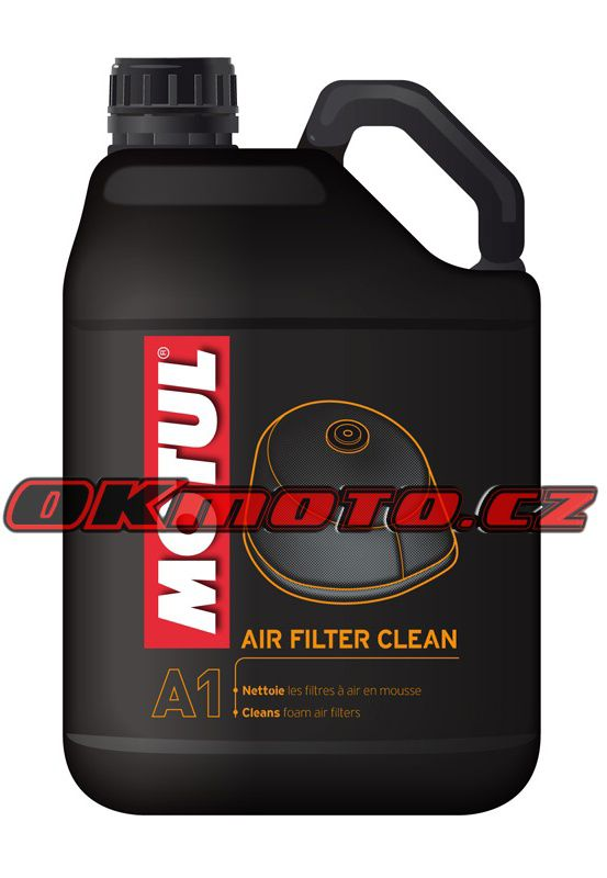 MOTUL - Air Filter Clean (A1) - 5L MOTUL (Francie)