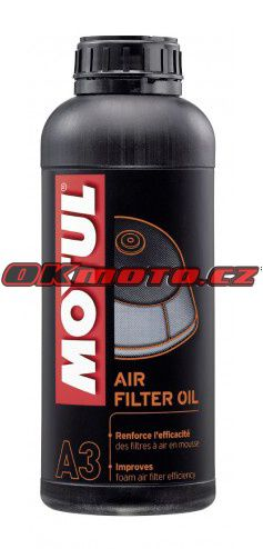 MOTUL - Air Filter Oil (A3) - 1L MOTUL (Francie)