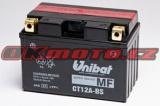 Motobatéria Unibat CT12A-BS - Suzuki SV 650 S, 650ccm - 99-02