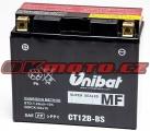 Motobatéria Unibat CT12B-BS - Ducati Multistrada 1100 S, 1100ccm - 07-09