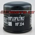 Olejový filter HIFLO FILTRO HF204 - Honda CRF 1000 L Africva Twin, 1000ccm - 16-19