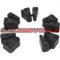 Tlmiace gumy do unášača rozety - Honda XL 1000 V Varadero ABS, 1000ccm - 04-13