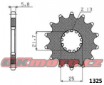 Reťazové koliesko SUNSTAR - Yamaha MT-03, 321ccm - 16-17