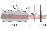 Predné brzdové doštičky Brembo 07BB38SA - Ducati 950 Multistrada, 950ccm - 17-18