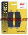 Predné brzdové doštičky SBS 901DC - BMW HP4, 1000ccm - 12-16