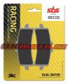 Predné brzdové doštičky SBS 901DS - BMW HP4, 1000ccm - 12-16