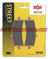 Predné brzdové doštičky SBS 901HS - BMW HP4, 1000ccm - 12-16