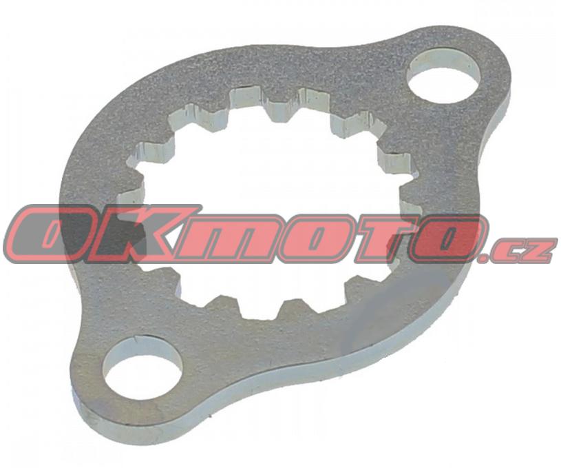 Zaisťovacia podložka - Honda XR 650 R, 650ccm - 00-07 JMP