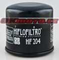 Olejový filter HIFLO FILTRO HF204 - Honda CRF 1000 L Africa Twin DCT, 1000ccm - 16-19