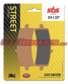Predné brzdové doštičky SBS 841SP - Ducati 1260 S Multistrada, 1260ccm - 18-19