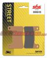 Predné brzdové doštičky SBS 806HS - Suzuki GSX 1300 R Hayabusa, 1300ccm - 08-12