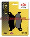 Zadné brzdové doštičky SBS 671HF - Ducati 1260 Multistrada, 1260ccm - 18-19