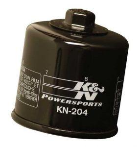 Olejový filter K&N KN-204 - Honda GL 1800 Gold Wing, 1800ccm - 01-16