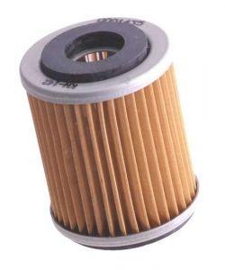 Olejový filter K&N - Yamaha WR250F, 250ccm - 01>02