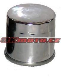 Olejový filter HifloFiltro HF204C (Chrom) - Yamaha MT-03, 321ccm - 16-17