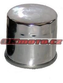 Olejový filter HifloFiltro HF204C (Chrom) - Honda CB600F Hornet, 600ccm - 03-13