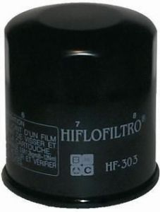 Olejový filter HifloFiltro HF303 - Honda CB 600 S Hornet, 600ccm - 00-02