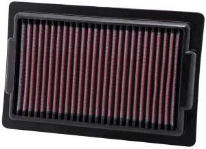 Vzduchový filter K&N YA-1709 - Yamaha VMX1700 V-Max, 1700ccm - 09-16